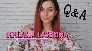 DEPILACJA LASEROWA- TOP 5 pytań
