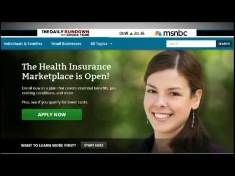 MSNBC: ObamaCare's Federal Exchange Suffering Long Wait Times And Glitches