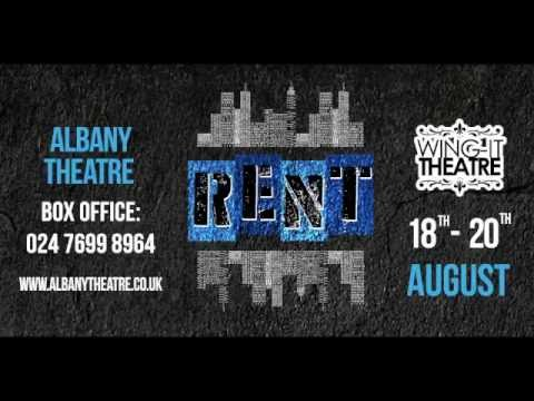 Rent The Musical - Albany Theatre, Coventry - Meet the Cast