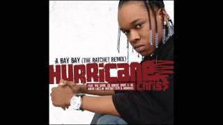 hurricane chris - halle berry slowed
