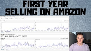 My First 12 Months Selling On Amazon FBA - Success Story