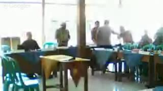 Penutupan Pemaparan RPJM Desa Dermaji