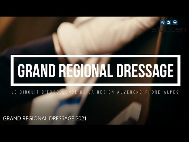GRAND REGIONAL DRESSAGE 2021
