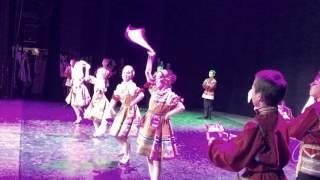 Смотреть видео Ансамбль танца