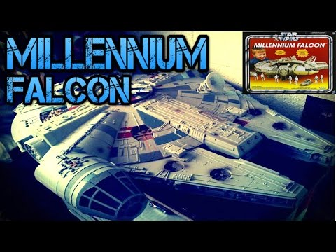 Star Wars Millennuim Falcon Vintage Collection Toys R Us Exclusive Review