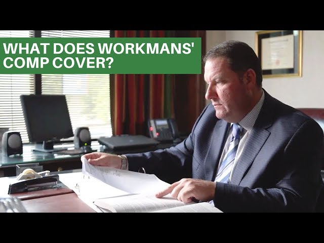 What does workmans comp cover? | PA Workers Comp Attorneys