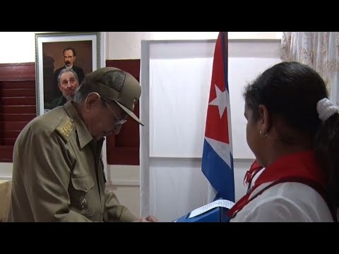 Cuba vote opens final chapter of Castro era