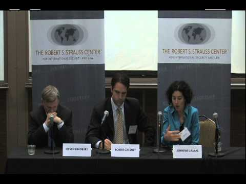 The National Security Agency at the Crossroads: Session 4- The Metadata Debate