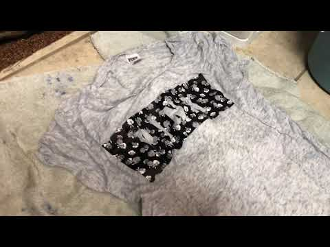 A pen exploded in the dryer [how to remove ink from clothes-learn with me]