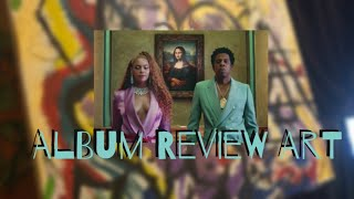 Everything is Love Beyonce and JayZ (Album Review Art