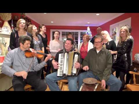 Ukrainian House Party Singing and Music
