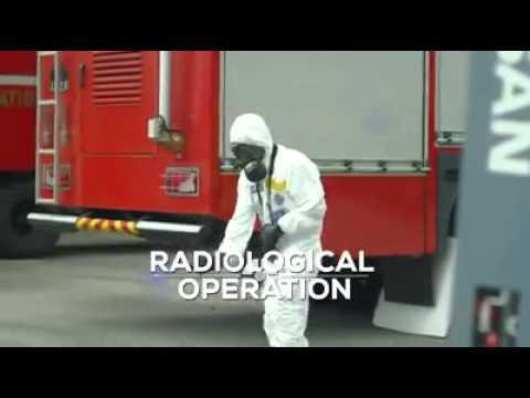 HAZMAT- Jabatan Bomba dan Penyelamat