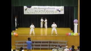 名駿香港跆拳道會 - 佛教志蓮小學表演 2013