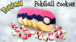 Diy Pokeball Sugar Cookies Inspired By Candy Labs' Handmade Candy // Diy Pok