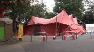 Japan Trip 2013 Tokyo Kara-gumi Tent Hanazono Shrine Shinjuku 965