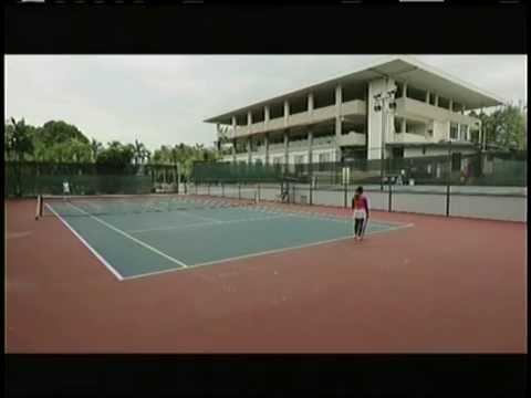 Karla Contreras  2017 Tennis  Panama