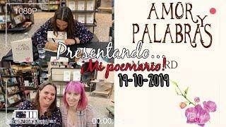 Presentación Amor y Palabras || L'Hospitalet de Llobregat, 19-10-2019