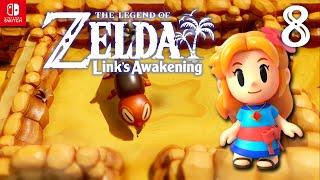 The Legend of Zelda: Links Awakening   Part 8   Yarna Desert