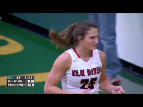 Park Center vs. Elk River Girls High School Basketball