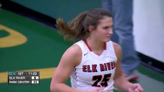 Park Center vs. Elk River Girls High Sch...