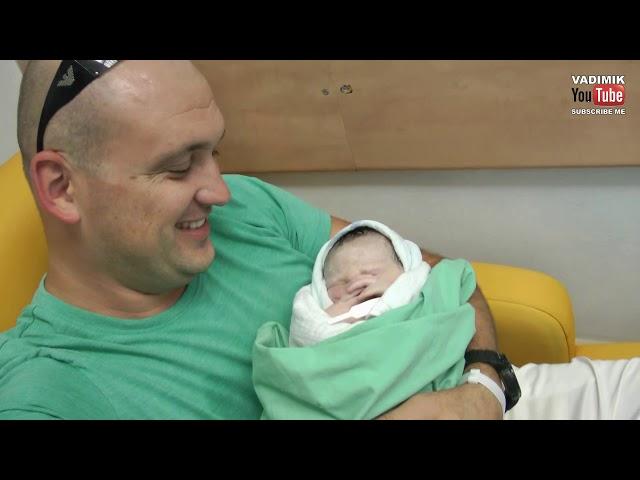 Роды в израильской больнице Каплан