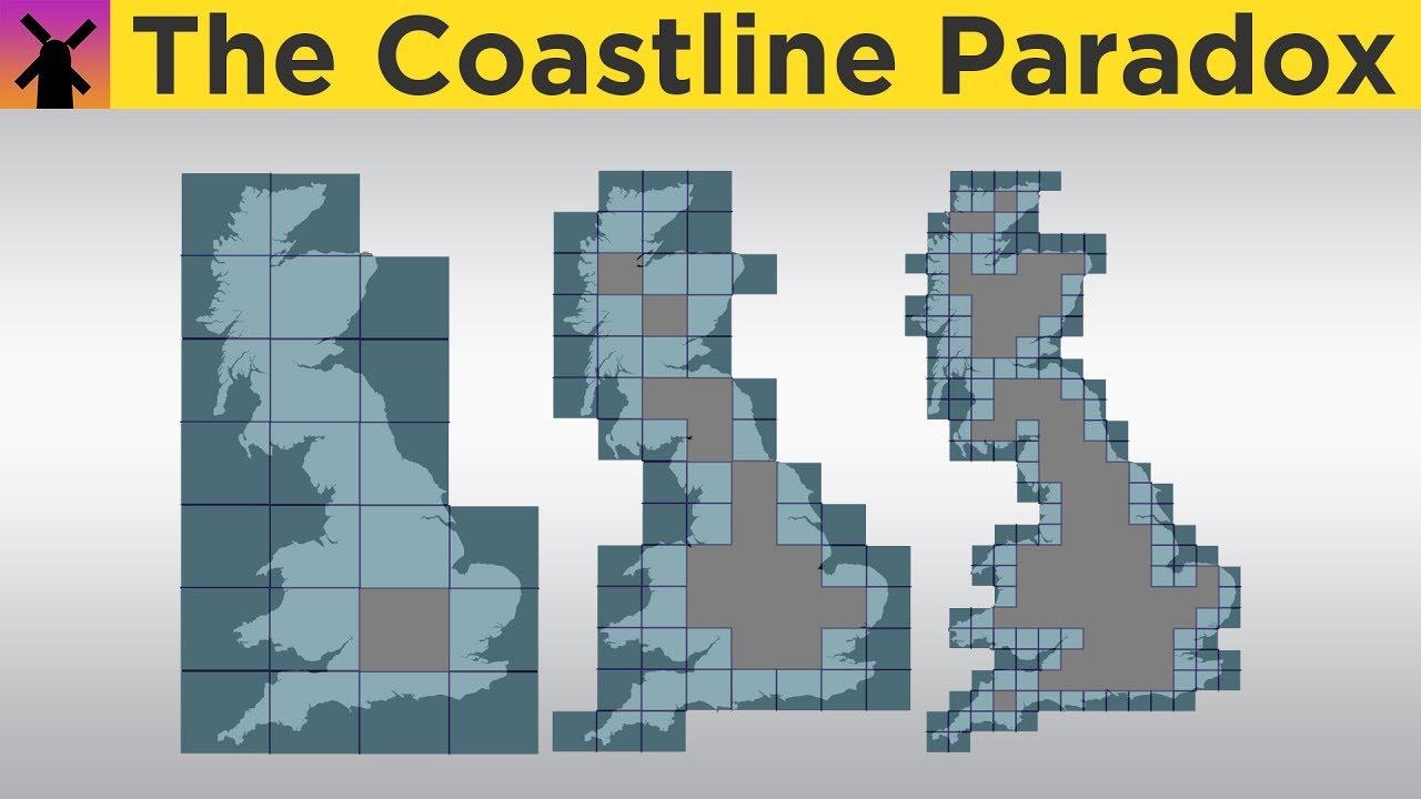 The Coastline Paradox Explained #1