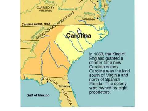How European Settlement Happened in the Deep South