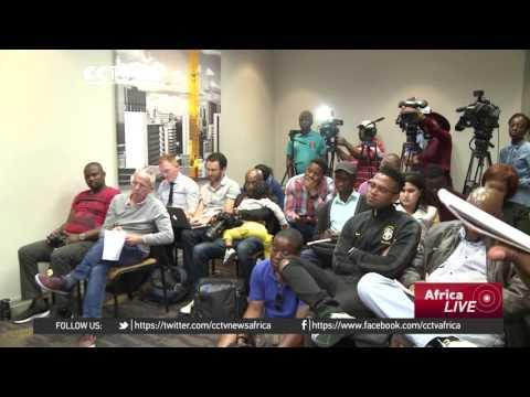 Bafana Bafana prepare for friendlies with Egypt, Mauritania