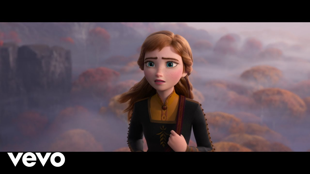 """Download Kristen Bell - The Next Right Thing (From """"Frozen 2""""/Sing-Along)"""