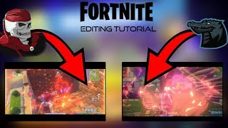 How to edit your first Fortnite Video like GhostArmy // Editing tutorial for beginners // Sony Vegas