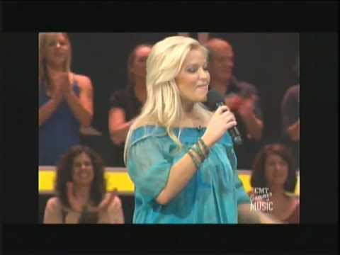 """""""The Singing Bee"""" on CMT, Part 1, Erin Payne"""