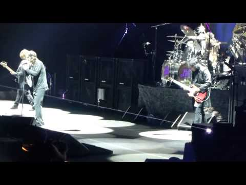 Black Sabbath - Paranoid HD @ Barclays Center, NY 2014