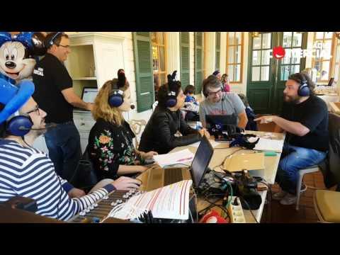 Rádio Comercial | Rebenta a Bolha - Senhor francês que fala português e vive na Disneyland Paris.