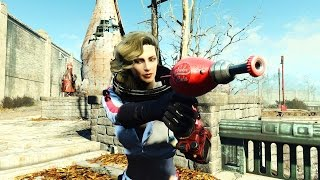 Fallout 4 -  Gameplay Part 1 (Fallout 4 Gameplay)