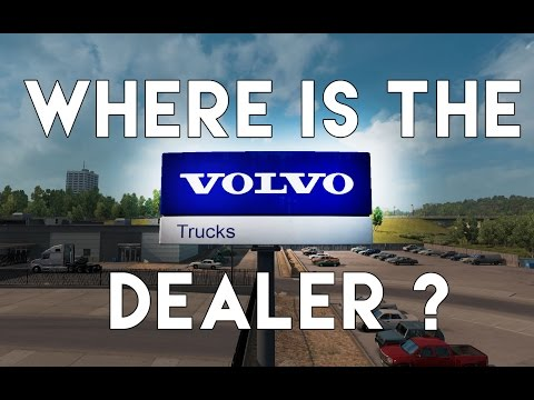 Where is the Volvo Dealer in ATS?
