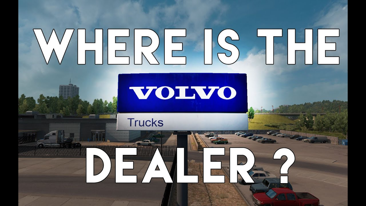 Where is the Volvo Dealer in ATS? - YouTube