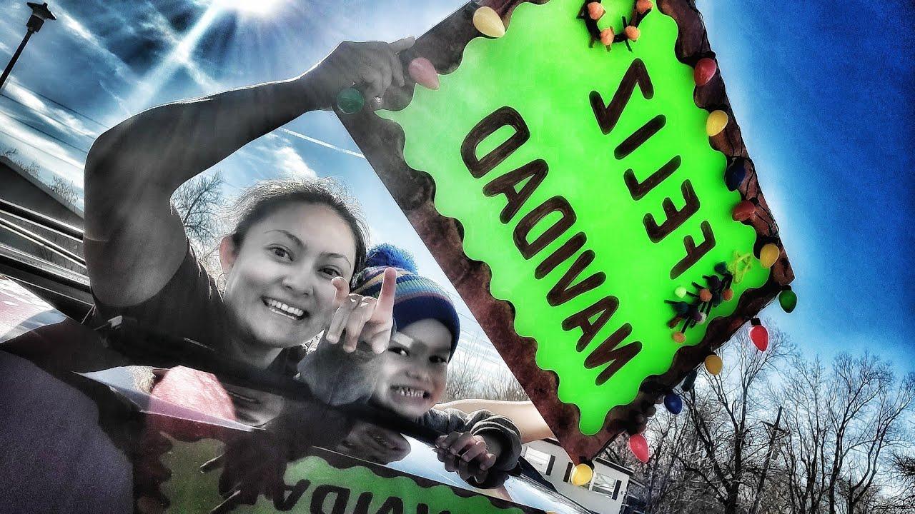 Juan Shot Juan Kill - Christmas 2020 Parade for Great Grandparents and Fruit Basket Donations