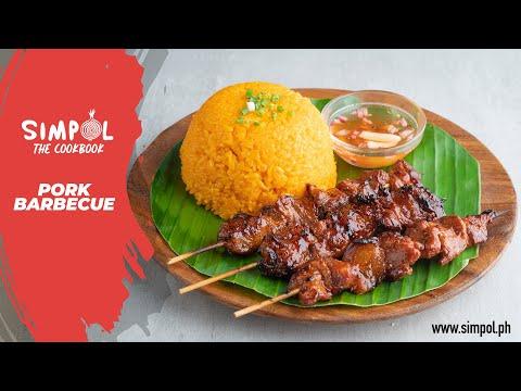 Pork Barbecue, SIMPOL!