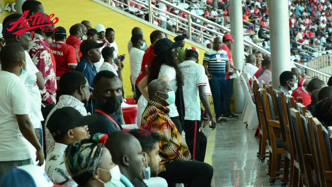 Download 🔴LIVE: Hiki ndio kilichomtokea C.E.O Barbara Jukwaani Simba kutolewa na Jwaneng Galaxy FC