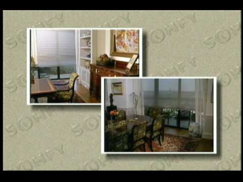 Motorized Shades, Blinds, Security Shutters, Window Treatments