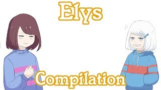 Elys [Mini Comic Compilation Dub] ((ft. Destinymoon66 And Abbey Of TAN))