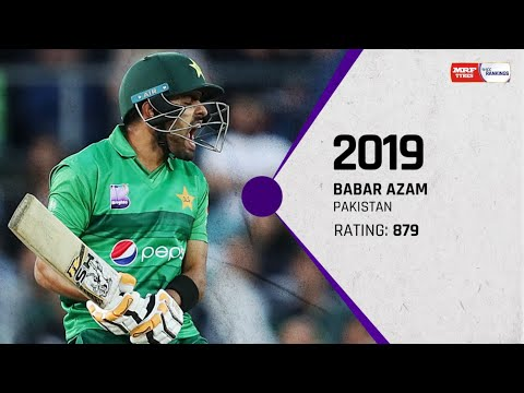 Decade in Review: Batsmen who ended each year atop T20I rankings