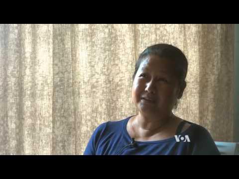 Cambodia's Elderly Facing Increasing Hardships