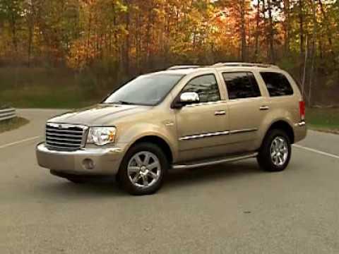 2009 Chrysler Aspen Hemi Hybrid