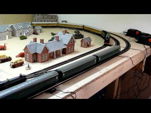 Hornby Model Railway (Video No 3)