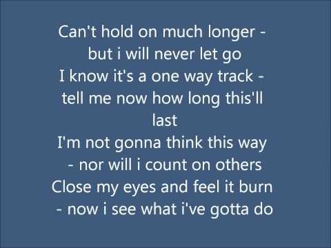 Crush 40-Open your heart.Lyrics