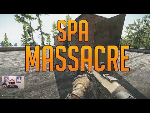 Spa Massacre - Escape From Tarkov 0.11