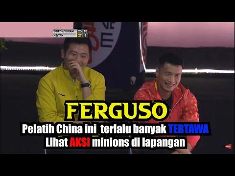 Minions Melawan Ferguso