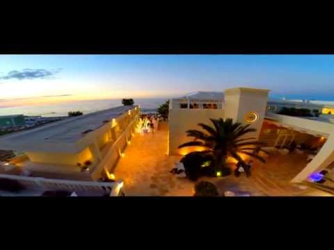 La Perla Del Doge Apulian Wedding Party Youtube