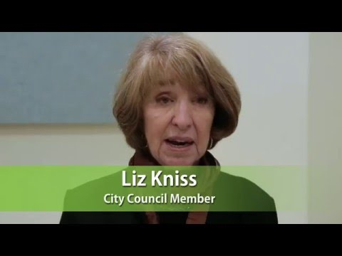 City of Palo Alto Councilmember, Liz Kniss